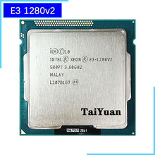 CPU Processor Intel Xeon E3-1280 Lga 1155 Quad-Core Ghz V2 69W Eight-Thread