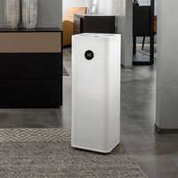 2018 Xiaomi Air Purifier Pro Intelligent OLED Display CADR 500m3/h 60m3 Wireless Smartphone APP Control Household Appliances