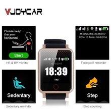Wristwatch V36 Locator Gps-Tracker VJOYCAR Gps Wifi Phone LBS Audio for Elderly Pill-Reminder