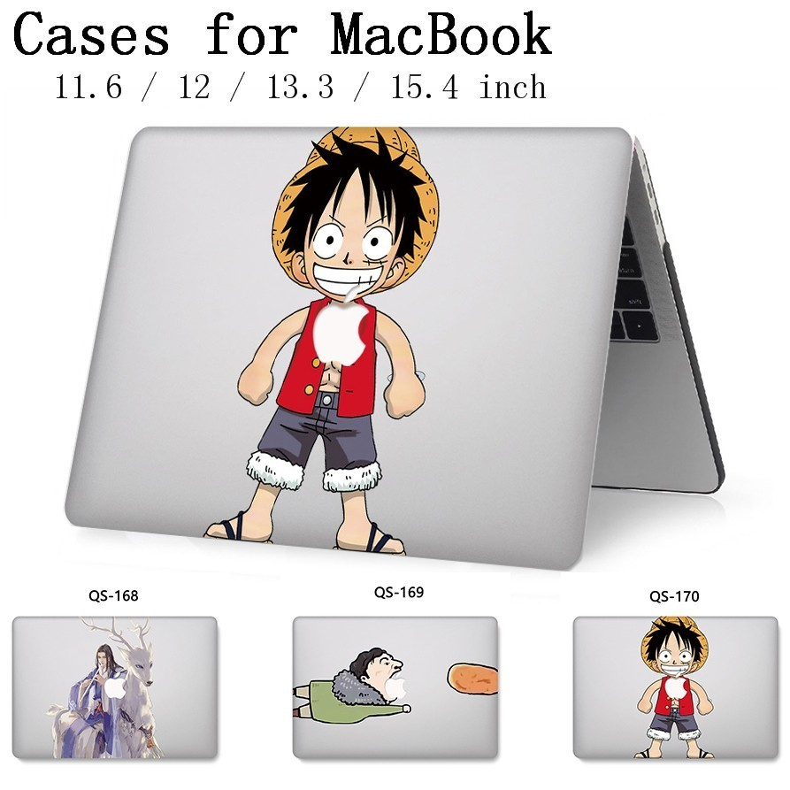 For Laptop Sleeve For Notebook MacBook 13.3 15.4 Inch For MacBook Air Pro Retina 11 12 Case With Screen Protector Keyboard Cove-in Laptop Bags & Cases from Computer & Office