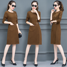 New fashion temperament of the spring and autumn period and the han edition dress dress long sleeve of spring early spring rende c b hawley the joy of spring