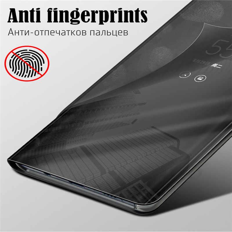 360 Стенд телефон чехол для сяо mi redmi Note 7 6 5 4 4X Pro mi rror кожа флип чехол для Сяо mi 9 A2 8 Lite 6 SE 5X 6X крышка