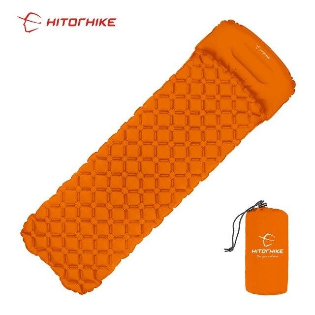 picnic mat air bed Sleeping Pad Camping Mat With Pillow air