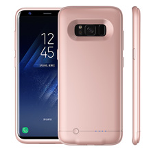 Battery Charger Case For Samsung Galaxy S8 Plus 5200mAh Power Bank Charging Case Powerbank Charger Case For Galaxy S8 Plus case