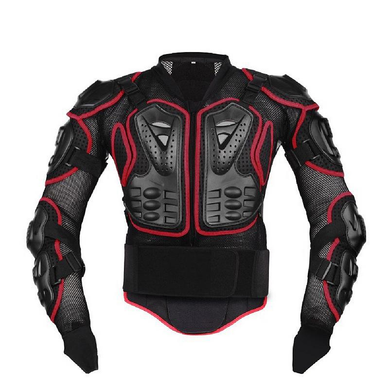 2019 Motorcycle Armor Motorcycle jacket Protection Motocross Clothing Protector Back Protector Racing Full body Jacket Unisex
