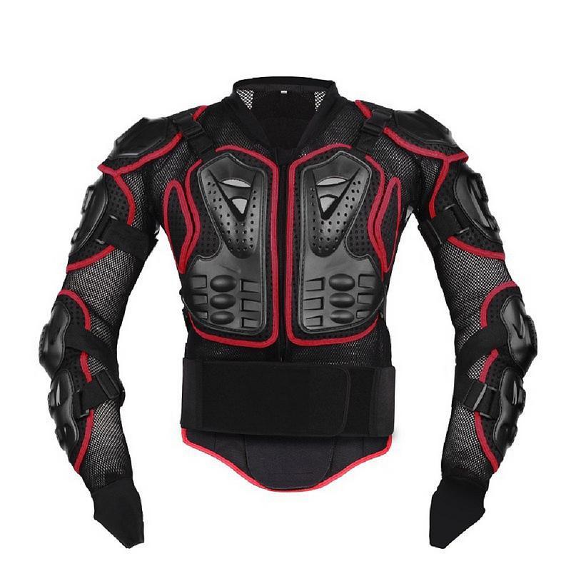 2019 moto armure moto veste Protection Motocross vêtements protecteur protecteur arrière course complet du corps veste unisexe