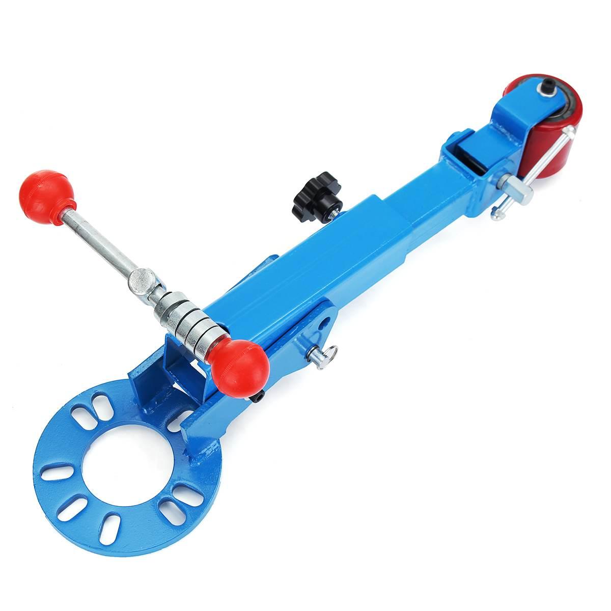 Rouleau bleu pour Fender Réforme L'extension Outil Roue Rouleau Torchage Ancien Lourd Pièces De Machines à bois - 3