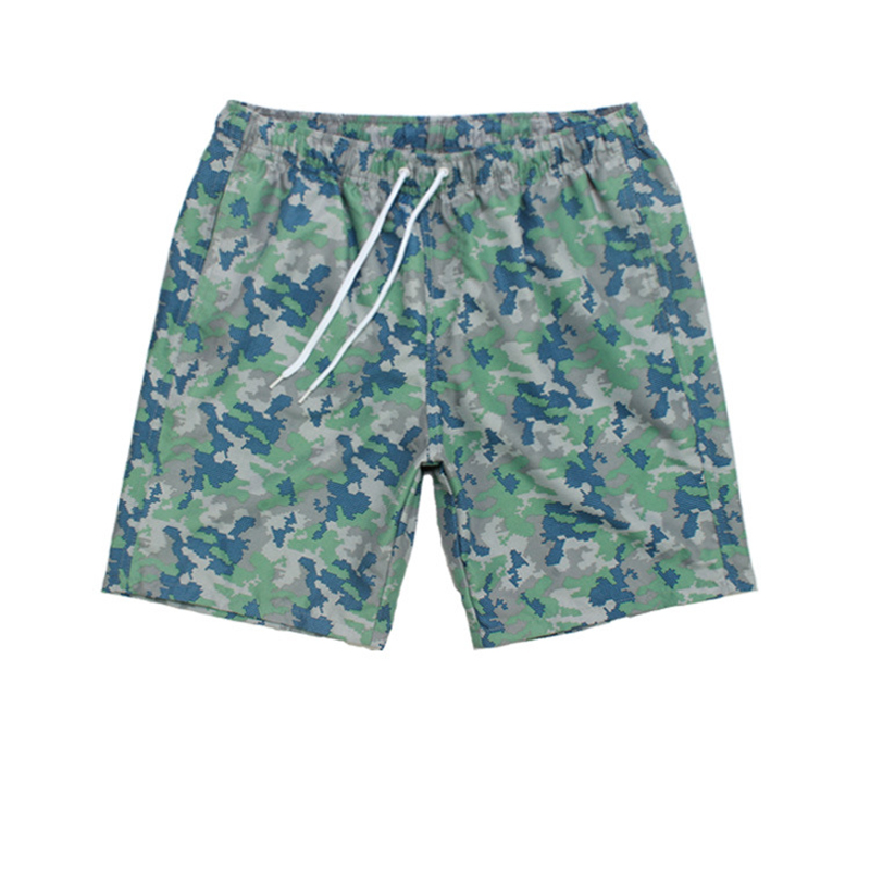 Surf   Shorts   Men's Camouflage   Board     Shorts   Quick Dry Beach Pants M-XXL Size   Short   Masculino Praia Surfing Swimwear   Short   Homme
