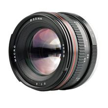 Lightdow Ef 50Mm F1.4 Standard And Medium Telephoto Manual Focus Full Frame Lens