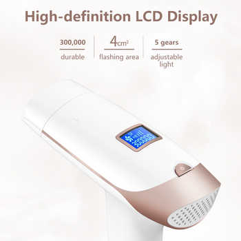 Lescolton T009i depilator a laser 400000 pulsed IPL Laser Hair Removal Device Permanent Hair Removal IPL laser Hair Removal