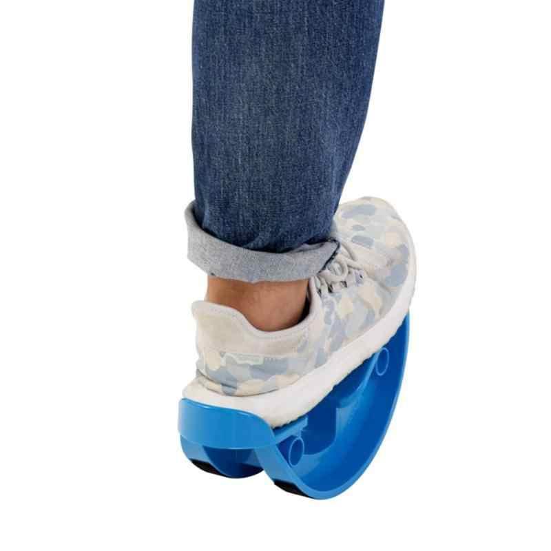 1pc רגל אלונקה נדנדה עגל קרסול למתוח לוח עבור אכילס גיד שריר עיסוי כושר דוושת אלונקה צמח יוגה