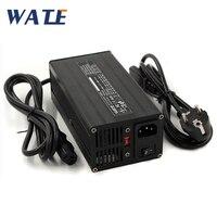 29.2 V carregador 12A 24 V 12A LiFePO4 Carregador de Bateria 29.2 V Carregador Rápido Para 24 8 S V LiFePO4 carregador de bateria pacote
