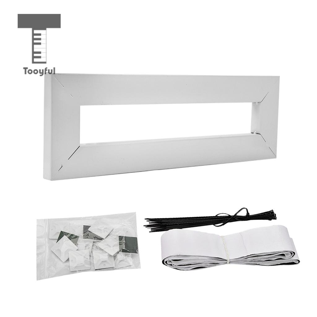 buy white portable metal guitar effects pedal board pedalboard musical. Black Bedroom Furniture Sets. Home Design Ideas