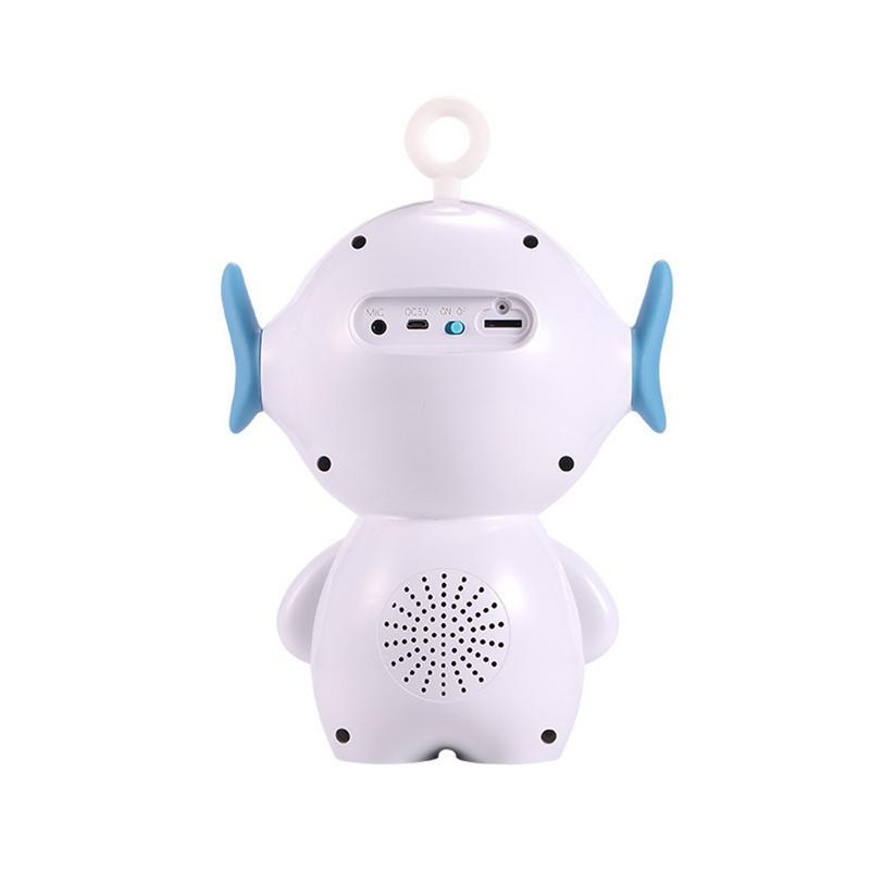 D'apprentissage Anglais Intelligent Robot Interactif Éducation Préscolaire Robot Voix Interactive Wifi Histoire Machine Robot - 5