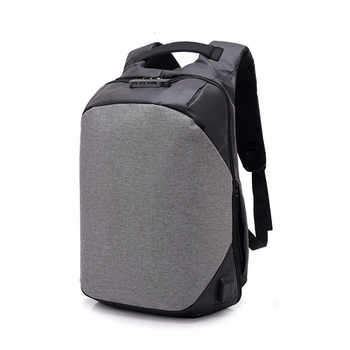 New USB 15 Inch Laptop Backpack Anti Theft Waterproof Travel Daypacks For IPAD Gift High Quality School Bag Back Pack For Male
