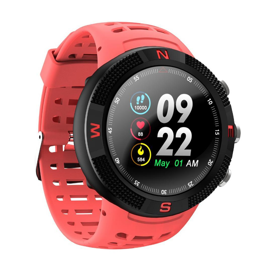 NO.1 F18 GPS Smartwatch Android IOS Heart rate IP68 GPS Glonass Smartwatch 1.3 inches Touch Screen Sapphire rugged sport watchNO.1 F18 GPS Smartwatch Android IOS Heart rate IP68 GPS Glonass Smartwatch 1.3 inches Touch Screen Sapphire rugged sport watch