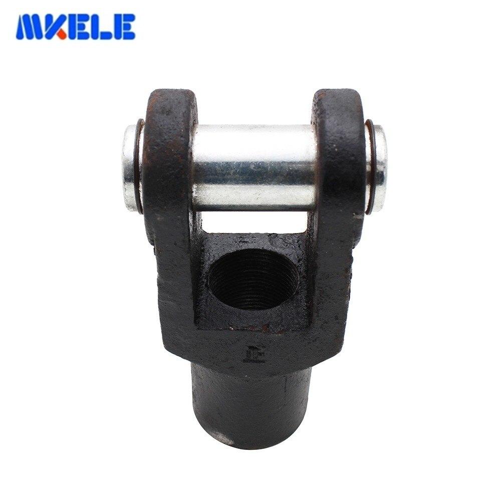 Joint pneumatique Y de chape de Piston de tige de cylindre de fil de Y-200 pour le matériel mécanique de cylindre d'alésage de 16mm