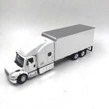 Новые Специальные Литые металлические 1:53 Экспресс контейнер грузовик симулятор сплава Модель автомобиля