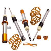 Coilover Suspension Kits for 10 14 VW MK6 GOLF/GTI/JETTA Sportwagen for Audi A3 8P TT 8J FWD Coilovers Dampering Coil