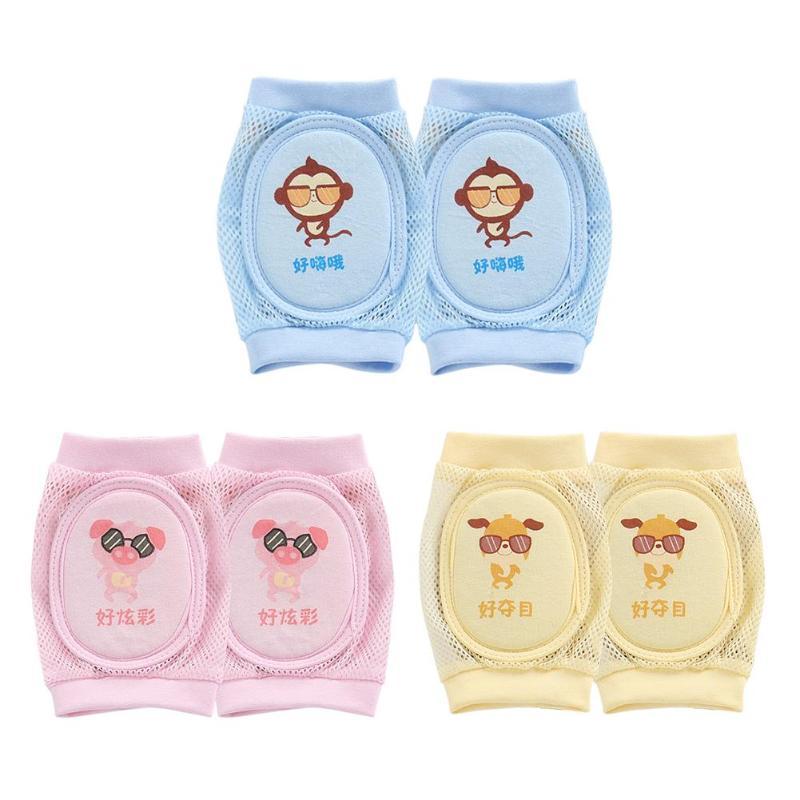 Mutter & Kinder Turnschuhe Beliebte Marke Mesh Knie Pads Baby Kinder Sicherheit Krabbeln Elbow Kissen Anti Slip Kniescheiben Fortgeschrittene Technologie üBernehmen