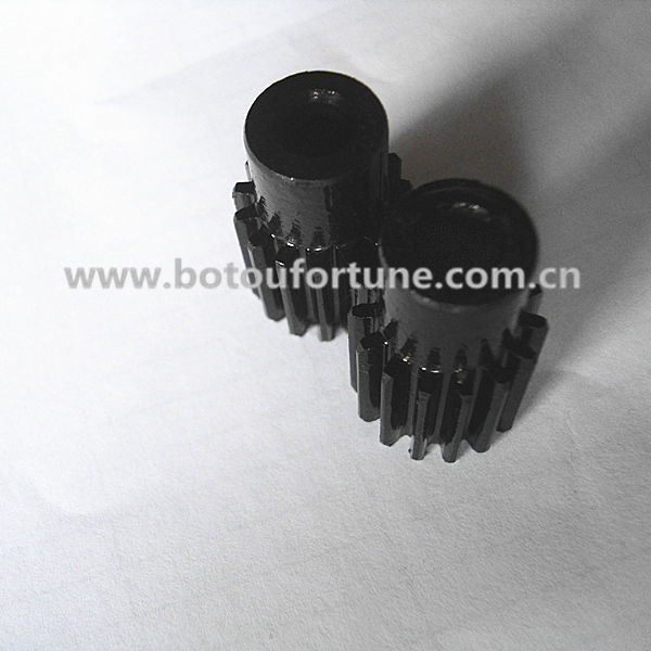 Mod 1 0 spur gear with 12 teeth and 18 teeth for cnc machine sell by