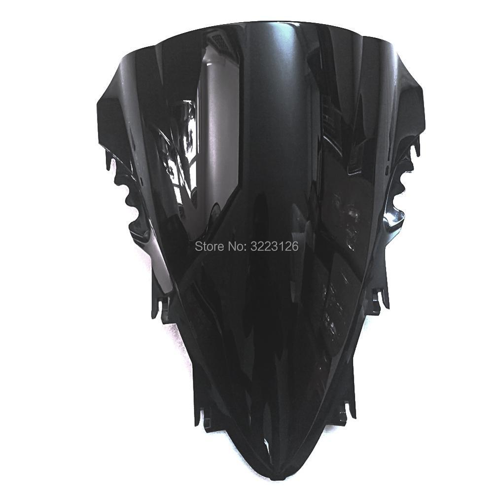 Мотоциклетные Ветровое Стекло переднего стекла дымчатое лобовое стекло для YAMAHA YZF R1 YZF-R1 yzf1000 2007 2008 07 08