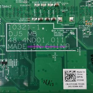 Image 5 - ของแท้ 7CH48 07CH48 CN 07CH48 10321 1 48.4ND01.011 i3 2350M แล็ปท็อปเมนบอร์ดเมนบอร์ดสำหรับ Dell Vostro 131 V131 โน้ตบุ๊ค PC