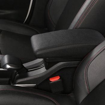 スタイリング部品アームレスト車車のスタイリングモールディングアクセサリー Automovil アップグレードインテリアアームレストボックスシトロエンエリゼため 17