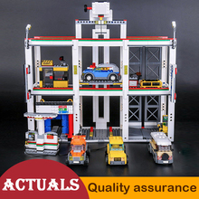 Buy Garage Lego City And Get Free Shipping On Aliexpresscom