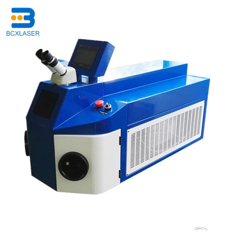 Good character jewelry laser repairing welding machine for widely praised