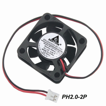 3PCS Lot Gdstime 3010 30MM 30x30x10MM 12V 2Pin DC Cooler Small Cooling Fan 5pcs gdstime 2pin 12v 3010 30x30x10mm 30mm ball bearing small brushless dc cooler cooling fan