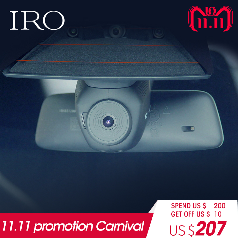IRO Dashcam pour Tesla Model S AP2