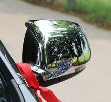 Декоративный чехол для зеркала заднего вида faw besturn x80