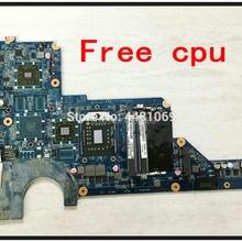 638856-001 аккумулятор большой емкости для hp павильон G4 G7 G4-1000 ноутбук DA0R22MB6D0 g7-1173dx g7-1167dx g4-1051xx материнская плата