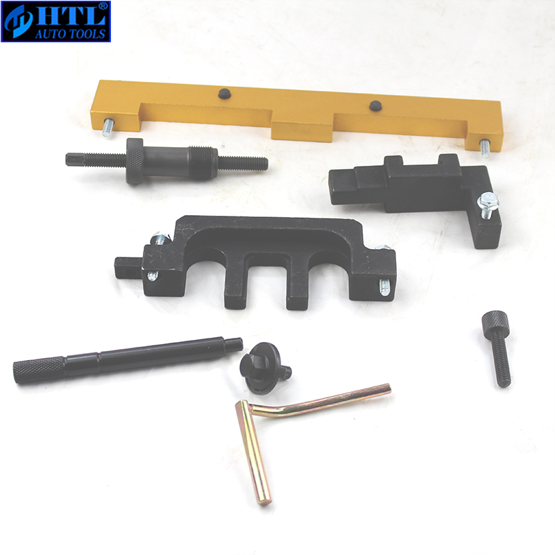 Kit d'outils de blocage de calage du moteur à essence pour BMW N42 N46 N46T B18/-A B20/-A/-B arbre à cames - 5