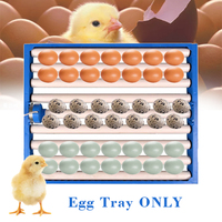 360 Degree Chicken Eggs Turner Automatic Incubator Duck Quail Bird Poultry Eggs Tray Farm Incubation Tools Supplies