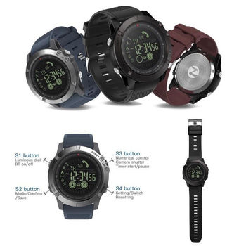 T1 Tact - Military Grade Super Tough Smart Watch Outdoor Sports Talking Watch orologio delle forze speciali