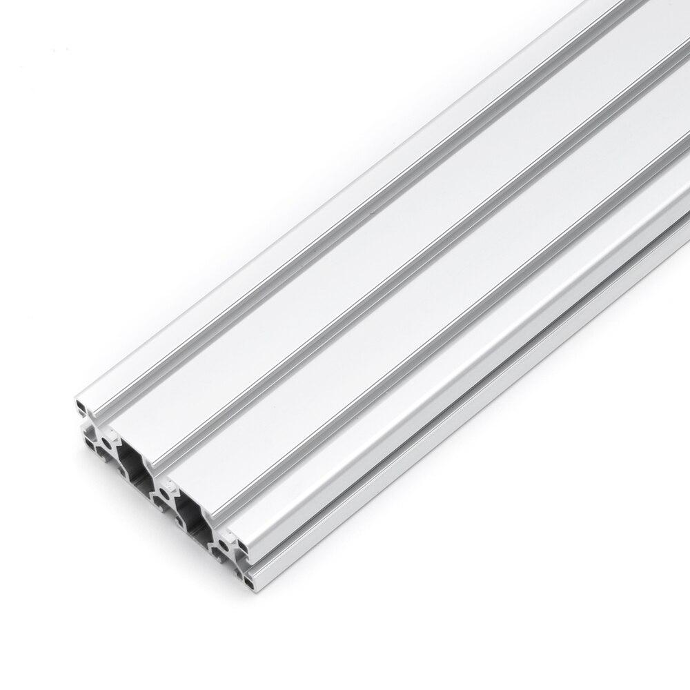 1000mm 40120 T Slot Aluminium Profielen Aluminium Profiel Extrusie Frame Voor Cnc Lasergravure 3d Printer Slider Meubels Nieuwe Hoge Kwaliteit En Weinig Overheadkosten