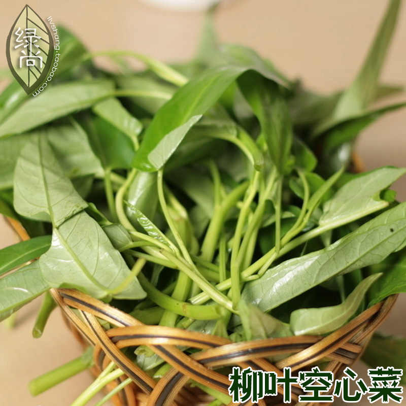 Thailand Willow Leaf Water Spinach bonsai Roasted 4 Seasons Sowing Garden Terrace Potted Vegetable bonsais 50pcs