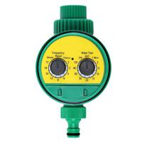 Green Automatic Dial Electronic Watering Timer Garden Irrigation Controller Timer for Garden Water Timer|Garden Water Timers| |  -