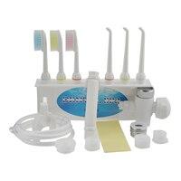 Dental Care Water Oral Irrigator Flossing Flosser Teeth Cleaner Jet Toothbrush