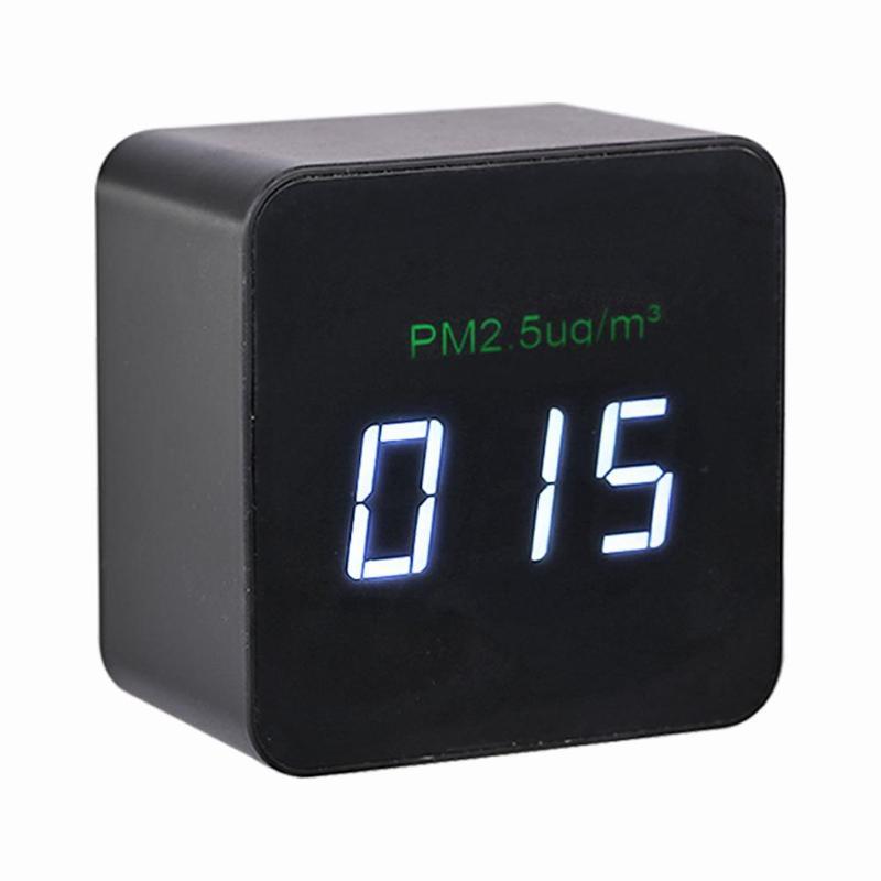 Mini testeur portatif intelligent d'analyseur de gaz de détecteur de moniteur de la qualité de l'air PM2.5
