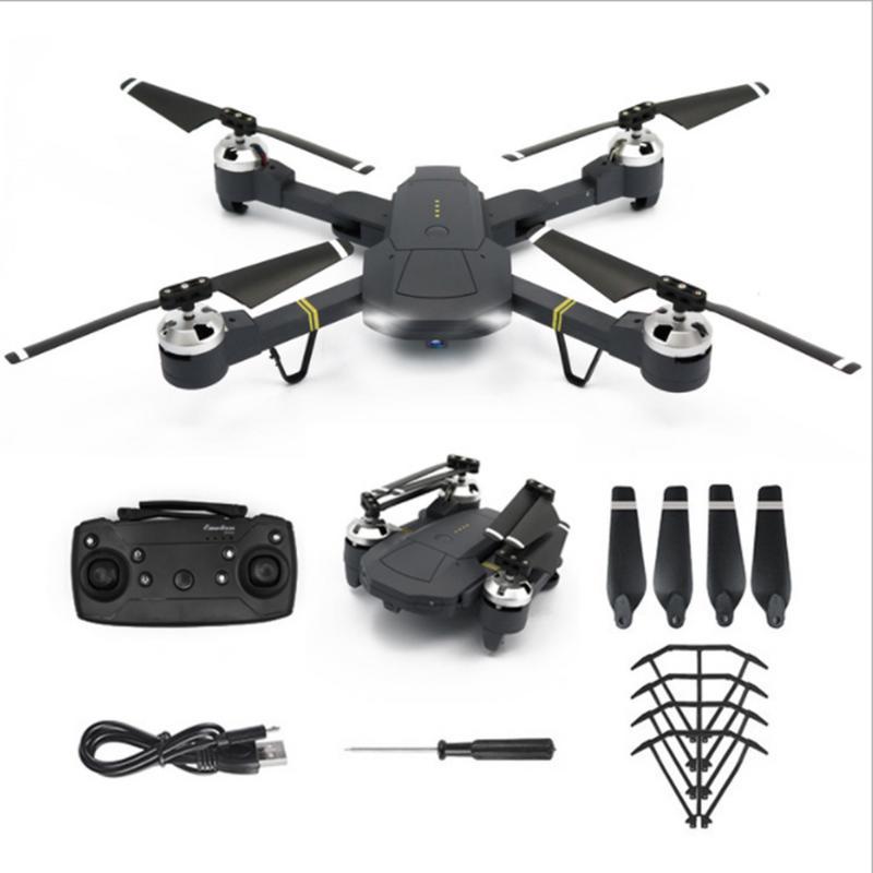 E58 Drone pliant quadrirotor photographie aérienne télécommande modèle d'avion résistance aux chutes
