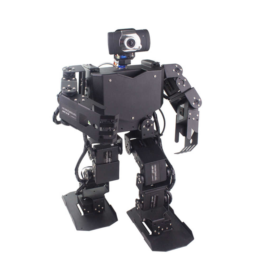 LOBOT + Raspberry Pi 3B + программируемая Wifi смарт HD камера отслеживание RC робот приложение/контроль палки