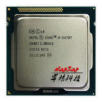 Intel Core i5 3470T i5 3470T 2.9 GHz Dual Core Quad Thread di CPU Processore 3M 35W LGA 1155-in CPU da Computer e ufficio su