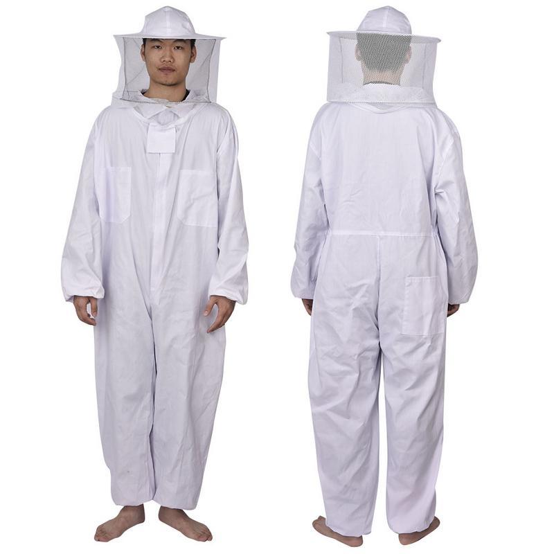 Protetor Equipamentos de Apicultura Apicultura apicultura Anti Abelha Apicultura Roupas Terno Roupas Jaqueta Chapéu Terno Do Produto Ferramentas de Abelhas