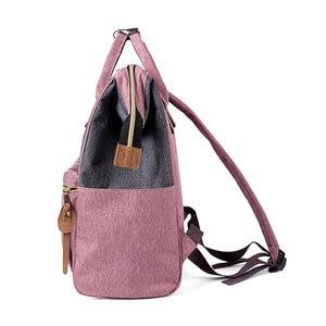 Image 4 - 2019 Korean Style oxford Backpack Women plecak na laptopa damski mochila para adolescentes school bags for teenage girls
