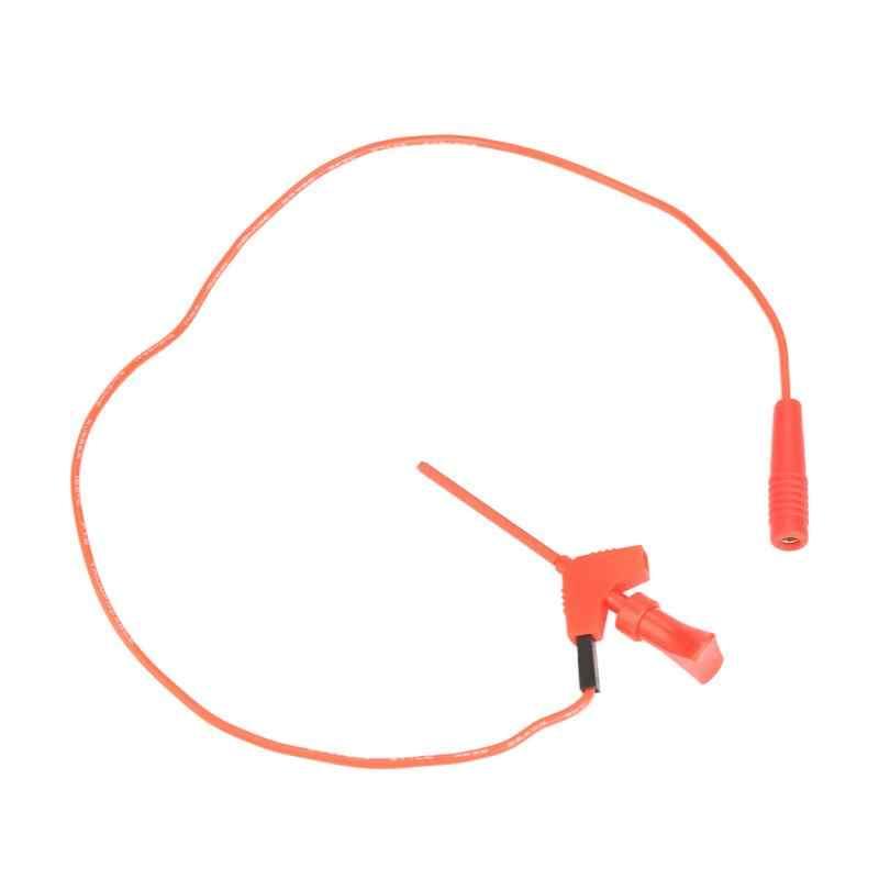 2 шт. черный, красный банан розетка тесты приводит Клип крюк набор мм P1511B инструмент запчасти