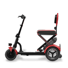 2018 Folding Electric Vehicle Elderly Scooter Tricycle Disabled Bicycle Lithium Battery