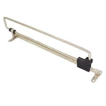 Ropero retráctil de acero inoxidable de 250mm, 300mm, 350mm, perchero para ropa, perchero para toallas, perchero, barra del armario